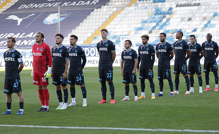 Trabzonspor hasreti bitirmek istiyor