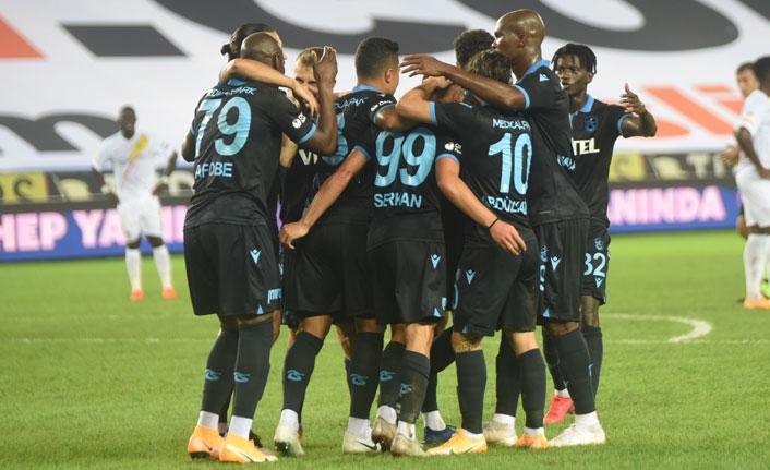 Trabzonspor'da dikkat çeken istatistik! Son 16 maçta…