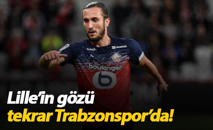 Lille'in gözü tekrar Trabzonspor'da