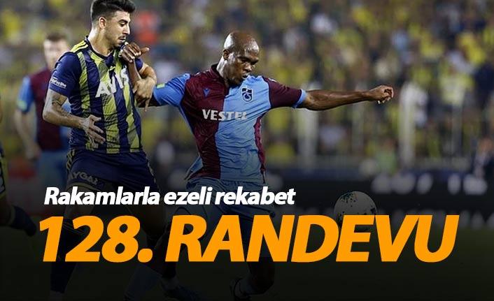 Trabzonspor Fenerbahçe ile 128. randevuda
