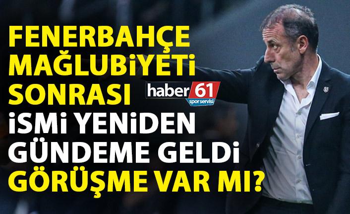 Abdullah Avcı Trabzonspor'un gündeminde mi? Flaş açıklama