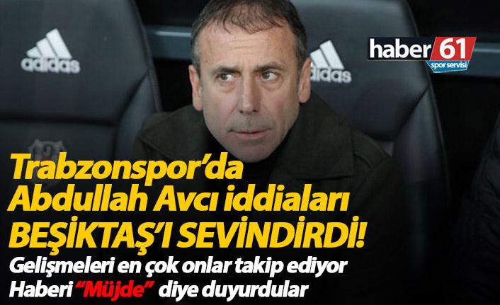 Abdullah Avcı iddiaları Beşiktaş'ı sevindirdi!