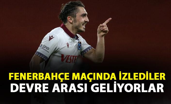 Fransızlar Abdulkadir Ömür'ü izledi! Devre arası Trabzonspor'un kapısını çalacaklar