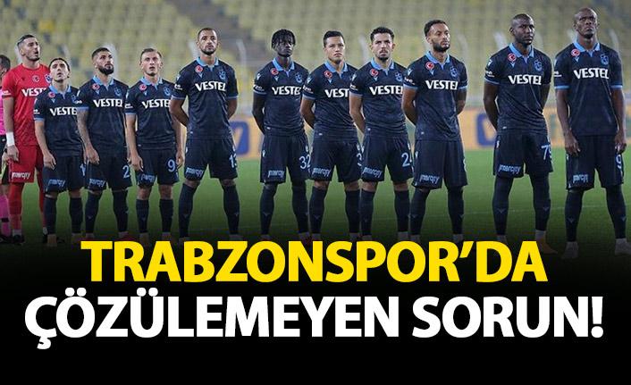Trabzonspor'da çözülemeyen sorun: Savunma!