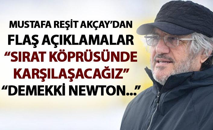 """Trabzonspor eski teknik direktörü Mustafa Reşit Akçay: """"Kırgınım! Sırat Köprüsü'nde karşılaşacağız"""""""