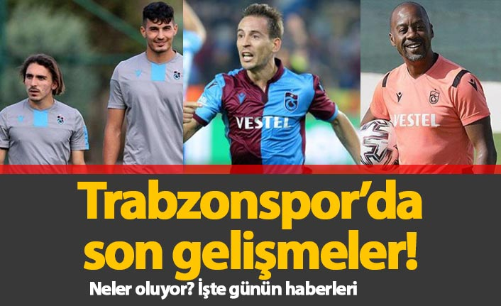 Son dakika Trabzonspor Haberleri 29.10.2020