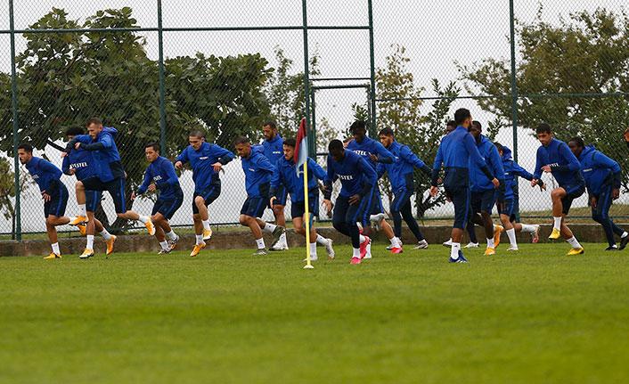 Trabzonspor Alanya'ya hazırlanıyor