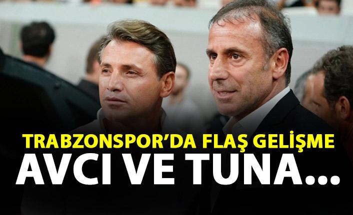 Trabzonspor için flaş gelişme! Abdullah Avcı ile ilk görüşme...