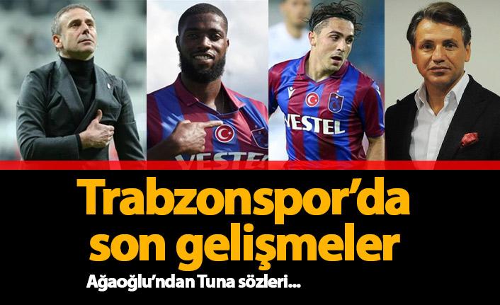 Son dakika Trabzonspor Haberleri 05.11.2020
