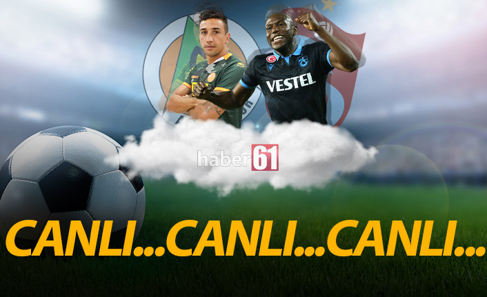 Alanyaspor Trabzonspor Canlı