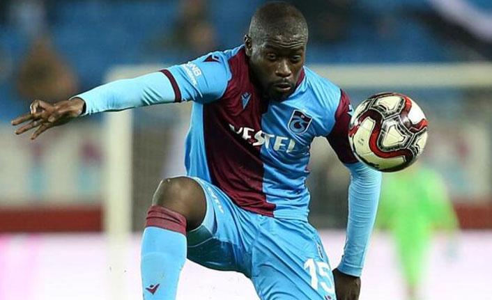 Ndiaye'den Trabzonspor sözleri