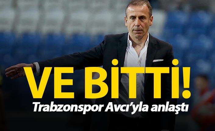 Trabzonspor Abdullah Avcı ile anlaşmaya vardı!