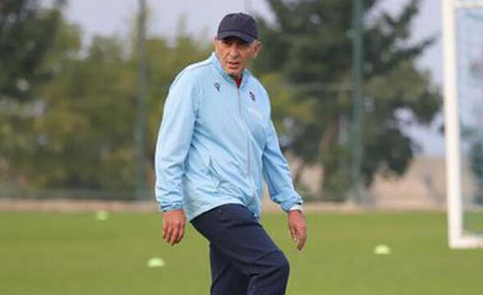 Trabzonspor'da Derelioğlu'ndan büyük rotasyon