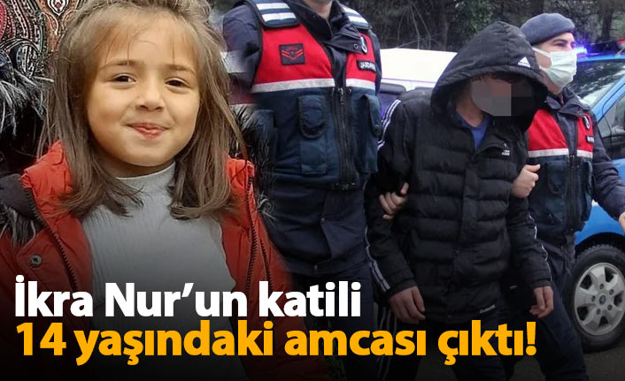 İkranur Tirsi olayında son dakika... İkranur Tirsi'nin katili 14 yaşındaki öz amcası çıktı ile ilgili görsel sonucu