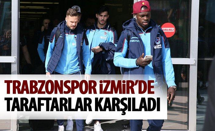 Trabzonspor İzmir'de