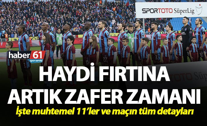 Göztepe Trabzonspor maçı saat kaçta hangi kanalda?