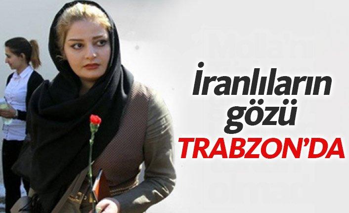 İranlıların gözü Trabzon'da