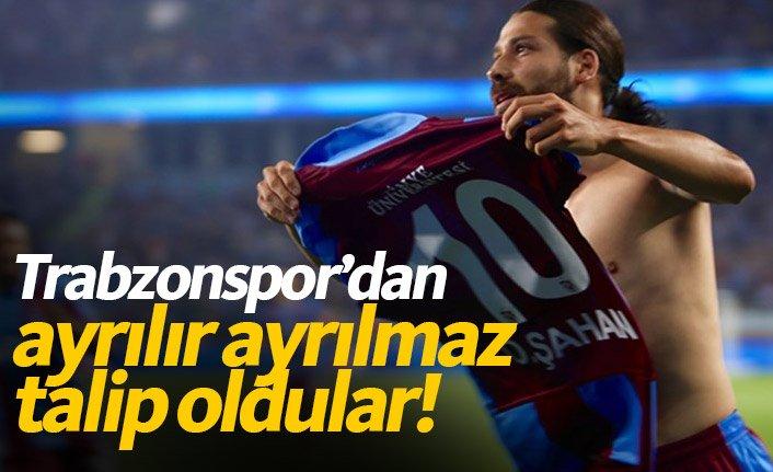 Trabzonspor'dan ayrılan Olcay'a talip var!