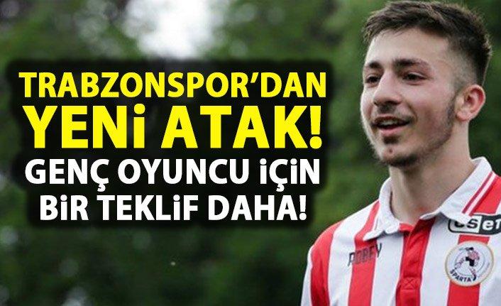 Trabzonspor teklifini yeniledi!