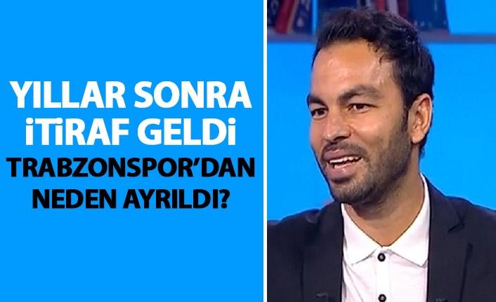 Selçuk İnan'dan yıllar sonra itiraf geldi! Trabzonspor'dan neden ayrıldı?