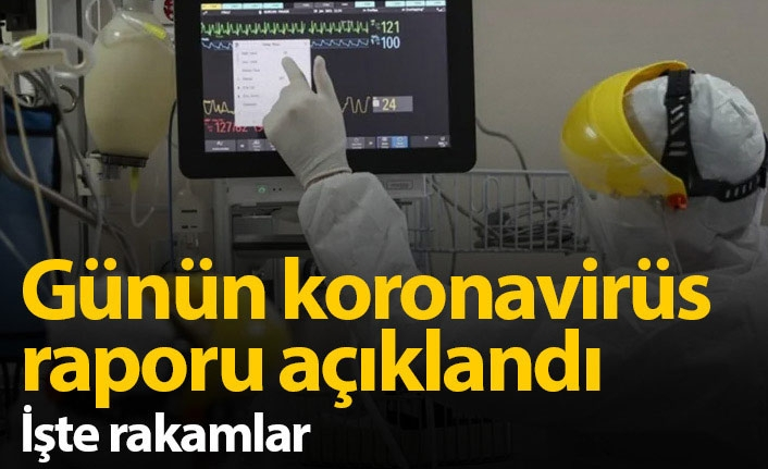 Türkiye'de günün koronavirüs raporu - 19.09.2021