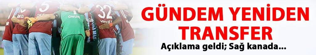 Trabzonspor'da gündem sağ kanat