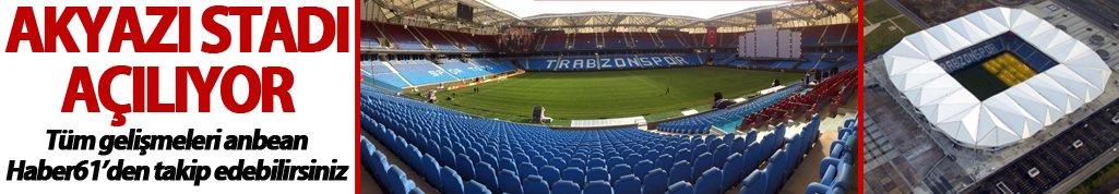 Akyazı Stadı bugün açılıyor
