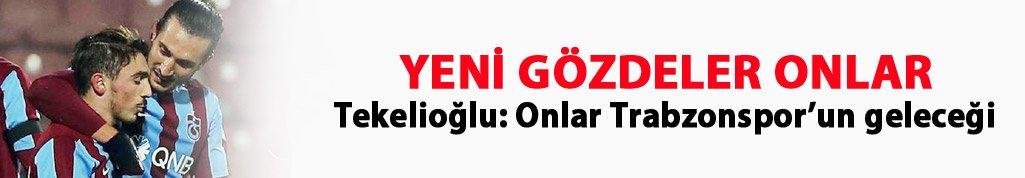 Trabzonspor'un gözdeleri: Yusuf ve Abdulkadir