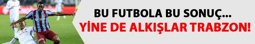 Trabzonspor düelloda kaybetti! Trabzonspor Beşiktaş maç özeti