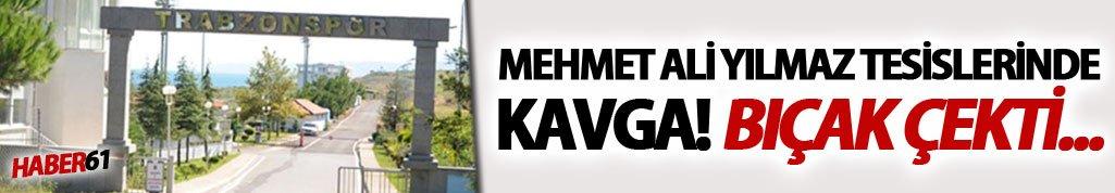 Mehmet Ali Yılmaz tesislerinde kavga! Bıçak çekti...