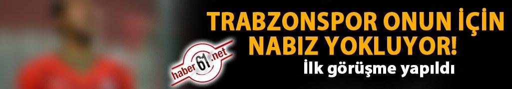 Trabzonspor onun için nabız yokluyor!