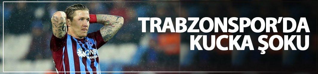 Trabzonspor'a Kucka ŞOKU! En az 3 hafta...