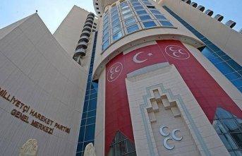 MHP'li beeldiye Başkanı ihraç istemiyle disipline sevk edildi