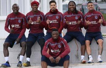 Trabzonspor 'un yabancıları rekor kırdı