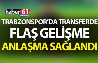 Trabzonspor'da transferde flaş gelişme - Anlaşma sağlandı