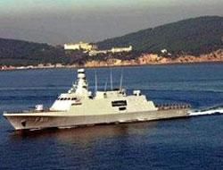 İlk Türk yapımı savaş gemimiz!