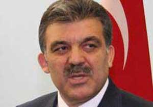 Cumhurbaşkanı Gül patladı