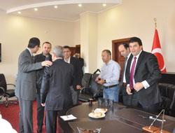Trabzon'da MMO'da bayram töreni