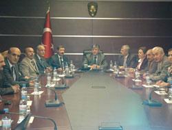 TBMM Komisyonu Trabzon'da!