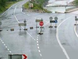 Trabzon'un yollarına bugün dikkat