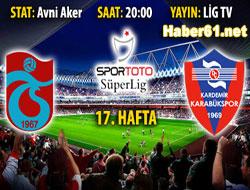Lider Trabzonspor şova çıkıyor