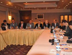 Trabzon'da kayıtdışı toplantısı