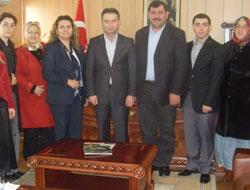AK Parti Trabzonlu kadınlar arı gibi