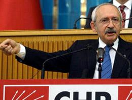 CHP'den Başbakan'a mektup