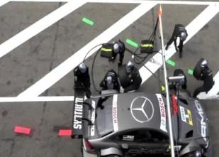 Schumacher'den feci kaza! 4 yaralı