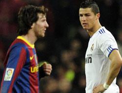 Ronaldo, Messi'ye bakmadı bile