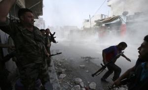 Suriye sınırı fena karıştı
