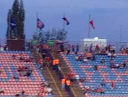 Videoton'da bayrak krızi