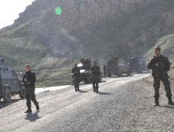 Goman dağında büyük operasyon
