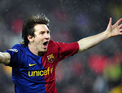 Lionel Messi'nin